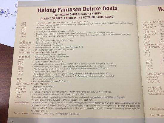 写真Halong Fantasea Cruise枚