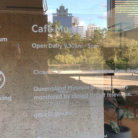 Qld Museum Cafe