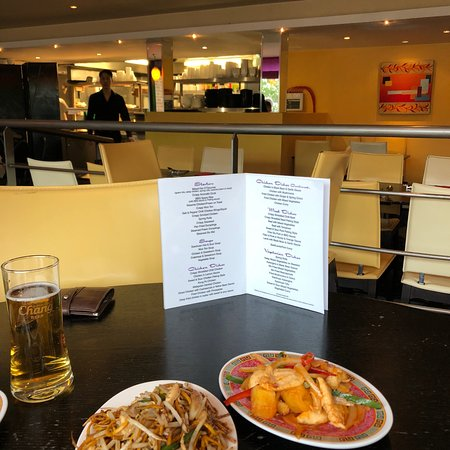 Chinese Restaurant Abbots Langley
