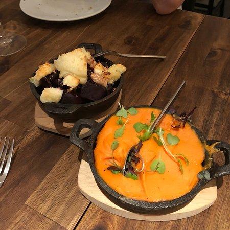Restaurante pappa sven en barcelona con cocina otras for Cocinas europeas