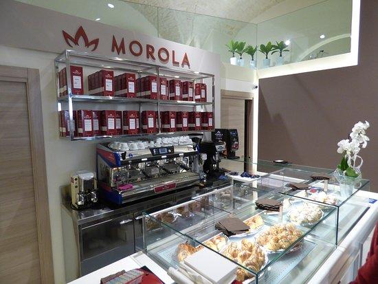 MOROLA caffe Italiano