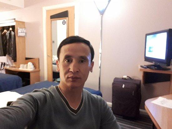 Holiday Inn Express London Stratford: Room