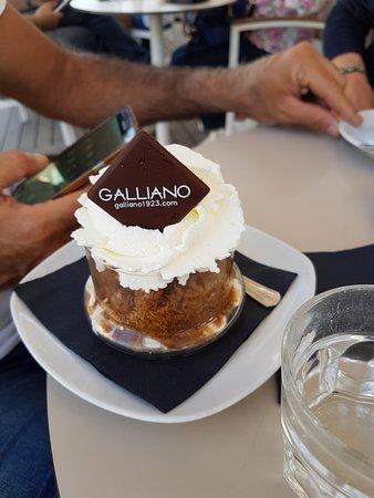 Bar Galliano: dettagli