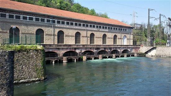 centrale idroelettrica Angelo Bertini