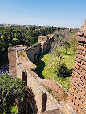 Porta San Sebastiano Roma Tripadvisor