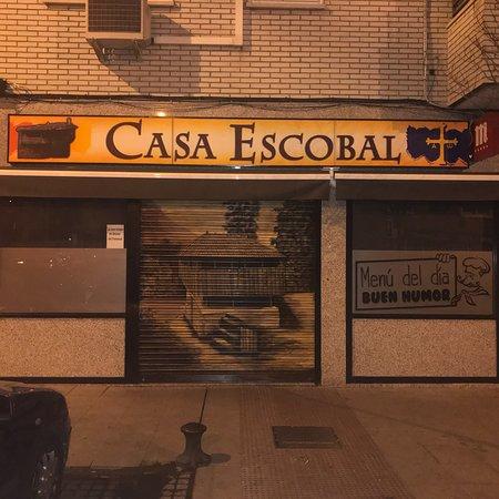 San Fernando de Henares, สเปน: Casa Escobal
