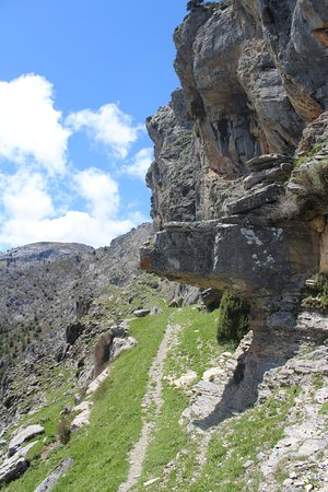 El Burgo, Spain: Sierra de las Nieves