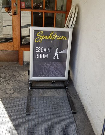 ‪Spektrum Escape Room‬