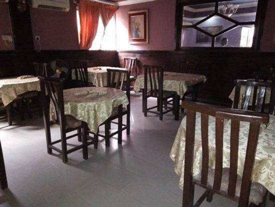 Estado de Lagos, Nigeria: DINING