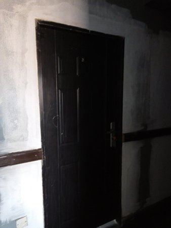 Lagos, Nigeria: DOOR