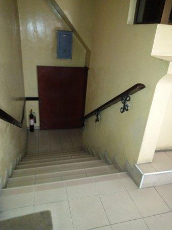 Lagos State, Nigeria: STAIRS