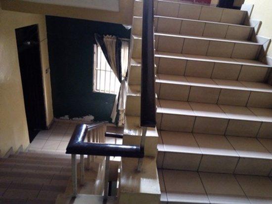 Lagos, Nigeria: STAIRS