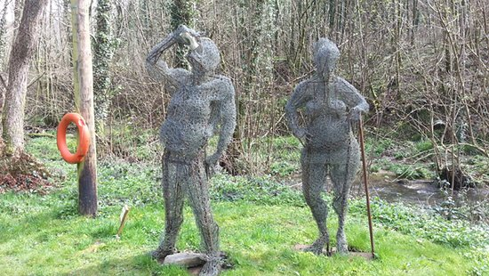 Muddiford, UK: Remind you of anyone?