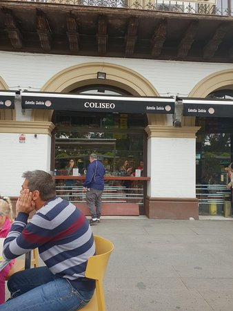 Cafeteria Coliseo