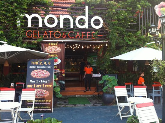 Ice Cream Cones Picture Of Mondo Gelato Duong Dong Tripadvisor