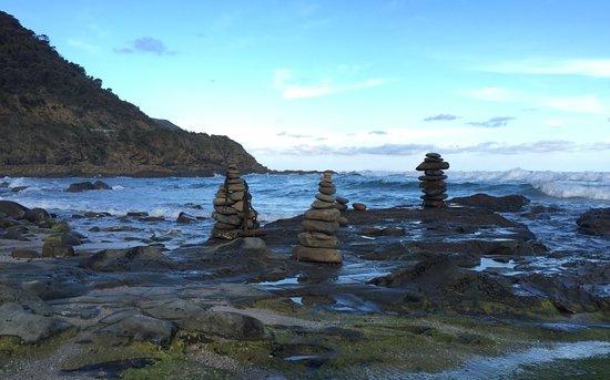 """Wongarra, Αυστραλία: Vue sur les """"monuments"""" !"""