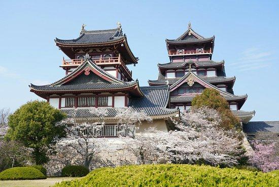 Kyoto, Japan: 伏見桃山城