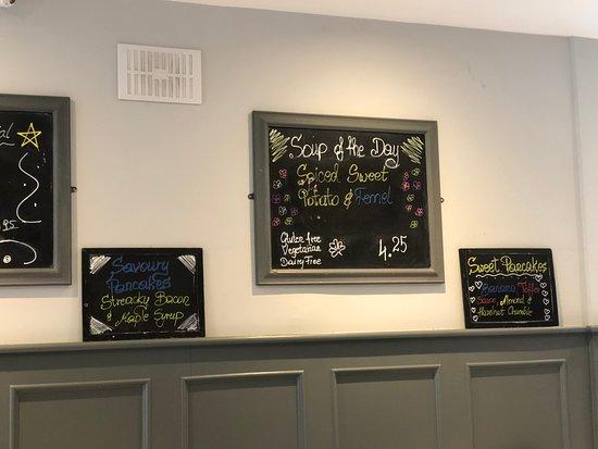 Renmore, Ireland: Tagesgerichte