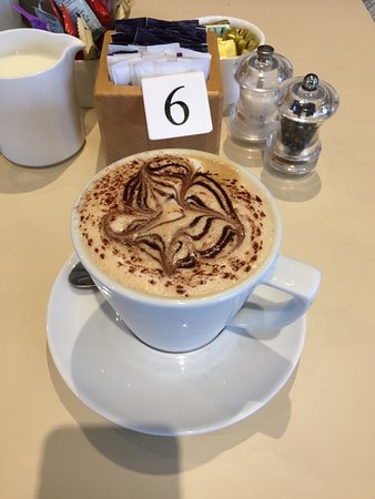 Renmore, Ireland: Cafe