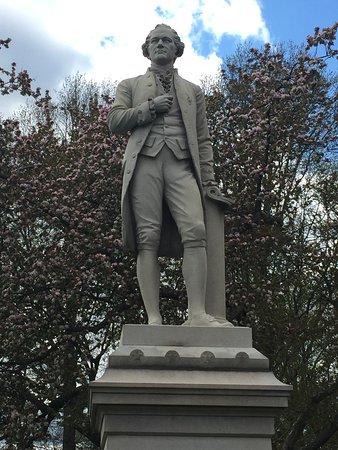 Alexander Hamilton Statue (New York City) - 2019 All You ...