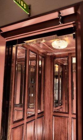 Hotel Royal Gothenburg: Hiss till alla 4 våningar