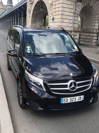 Private Taxi Disney Paris