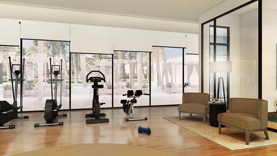 سيدي عبد الرحمن, مصر: Gym