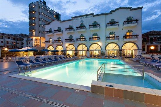 Tolles Hotel Schoner Urlaub Direkt Am Strand Hotel Marina