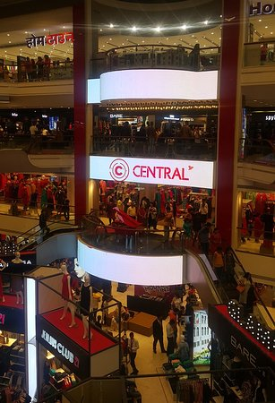 Vashi Central [the Centre One] with a new look! - Picture of Center