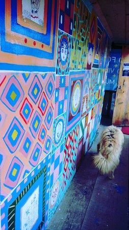 Sankri, Indien: Art effect