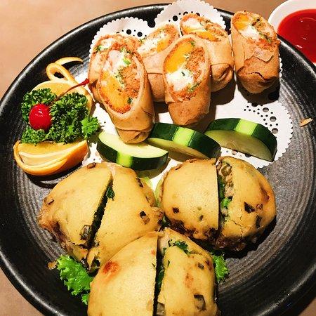 食物美味,用餐環境普通