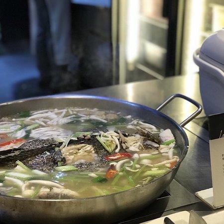 海鮮類食物非常推薦