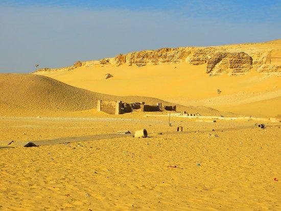 Mallawi, Egypt: Gräber