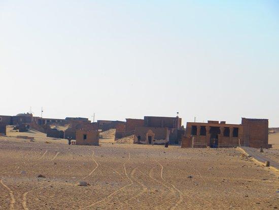 ملوي, مصر: Tempel