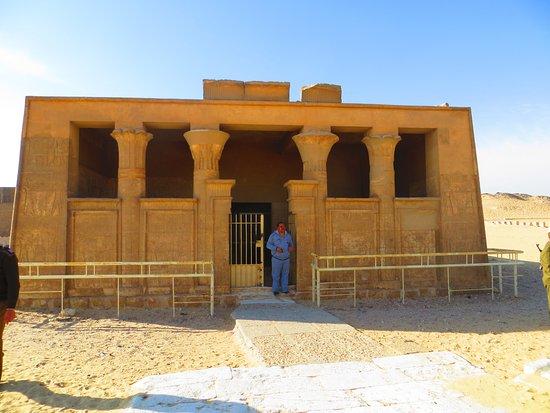 ملوي, مصر: Grab Petosiris