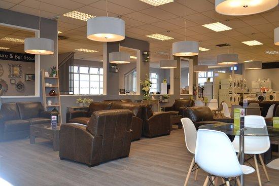 Interior - Picture of Mezz Cafe, Llantrisant - Tripadvisor