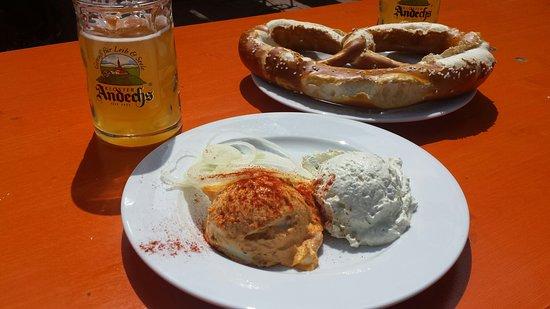 kloster andechs restaurant
