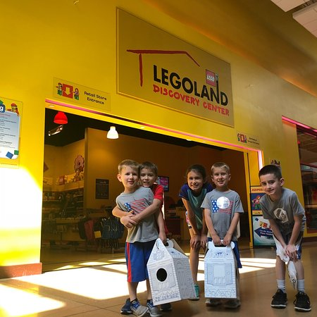 Legoland Discovery Center (Grapevine) - 2018 All You Need to Know ...
