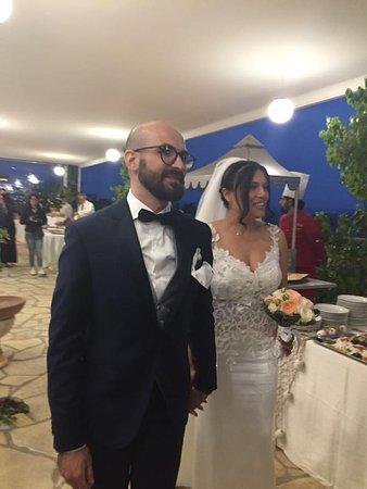 Torrecuso, อิตาลี: Pierpaolo & Mariateresa