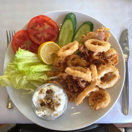 Yenifoca, تركيا: Boncuk Restaurant