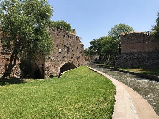Parque Fundidora de Ferrería
