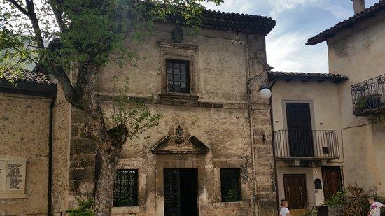 Scanno, Italy: Chiesa di Santa Maria di Costantinopoli