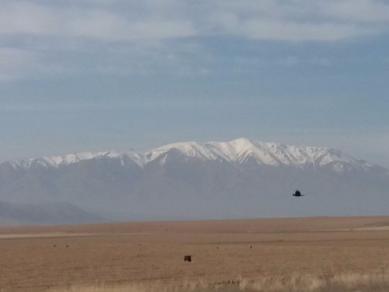 East Kazakhstan Province, Kasachstan: Из Алматы в Бишкек