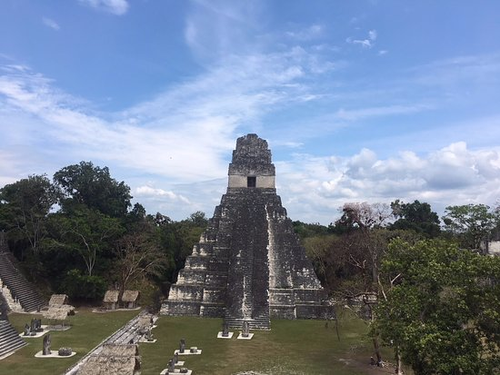 Armenia, เบลีซ: Tikal