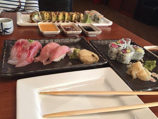 Japanese Restaurant In New Bern North Carolina