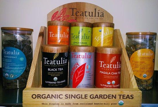 Brighton, CO: Teatulia Tea!