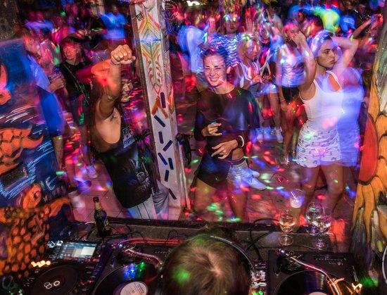 Phuket Town, Tailandia: deep/tech/indie dance every weekend
