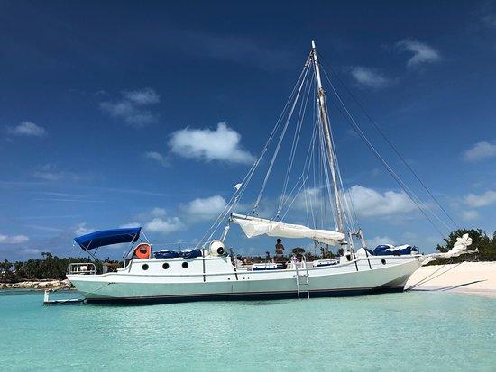 Sun Charters: Beautiful boat