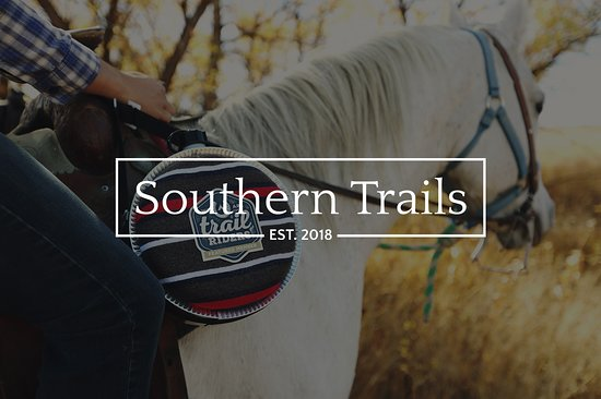 New Braunfels, TX: Southern Trails logo