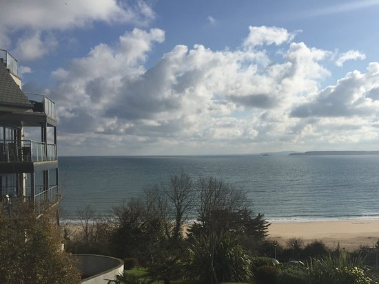 St. Ives Harbour Hotel & Spa: View